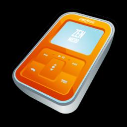 Full Size of Creative Zen Micro Orange