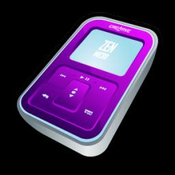 Full Size of Creative Zen Micro Purple