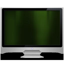 Full Size of My Computer dark green