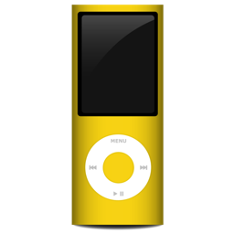 Full Size of iPod Nano Yellow