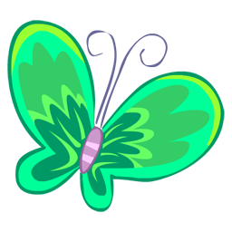 Full Size of Green Butterfly