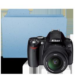 Full Size of Nikon D40 folder