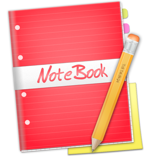 Full Size of Red NoteBook