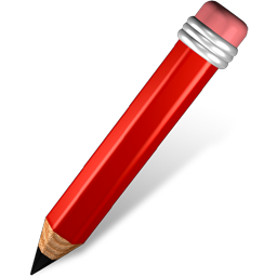 Full Size of Pencil red