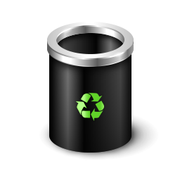 Popular Icons   Tag cloudRecycle Bin Icon Black