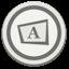 Orbital folder fonts