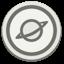 Orbital planet