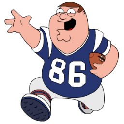 Full Size of Peter Griffin Football