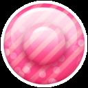 Pink button 2