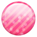 Pink button