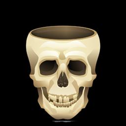 Full Size of Skull empty