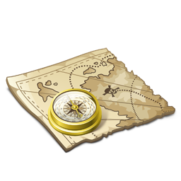 Treasure Map Icon Free Search Download As Png Ico And Icns Iconseeker Com