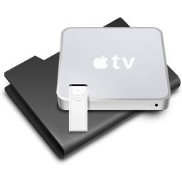 Full Size of AppleTV Black