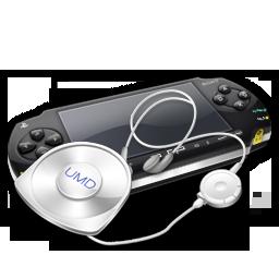 Full Size of PSP umd headphones