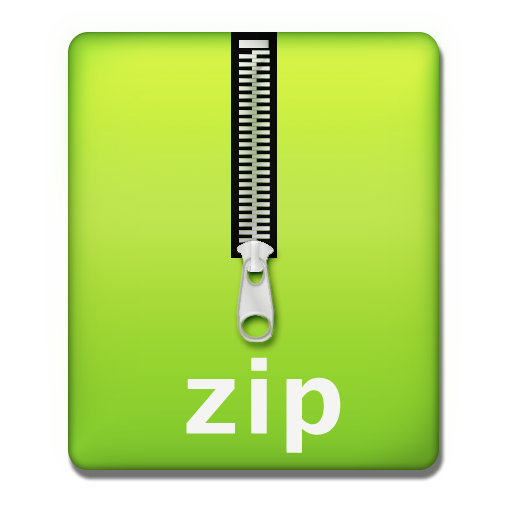 zip icon free search download as png, ico and icns
