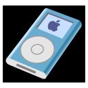 iPod mini blue