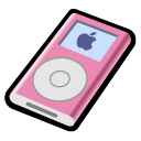Full Size of iPod mini pink