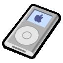 iPod mini silver
