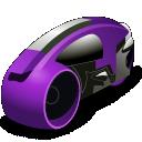 lightcycle   purple