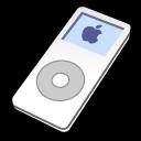 iPod nano white