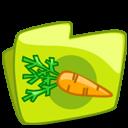 Carrot folder