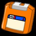 Zip orange
