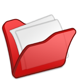 Full Size of Folder red mydocuments