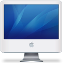 iMac Tiger Screen