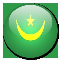 Full Size of Mauritania Flag