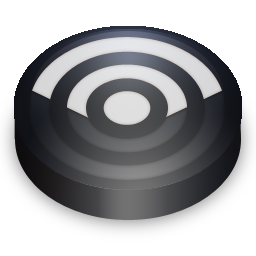 Full Size of Rss black circle