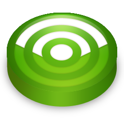 Full Size of Rss green circle