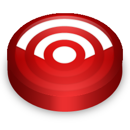 Full Size of Rss red circle