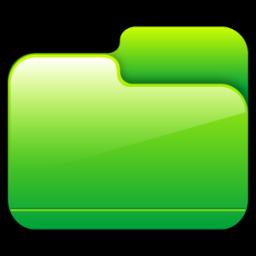 Full Size of Folder Closed Green