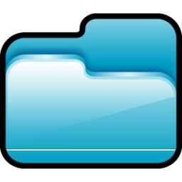 Full Size of Folder Open Blue