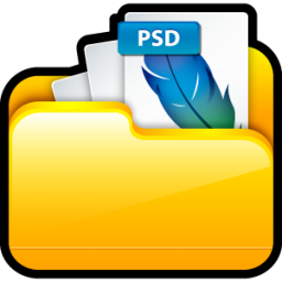 My Adobe Photoshop Files Icon Free Search Download As Png Ico And Icns Iconseeker Com