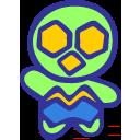Alien Gatsu Blue