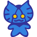 Alien Icarus Blue
