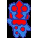 Alien Nakuhl Blue