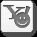 Yahoo Messenger White