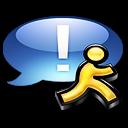 Application iChat aqua