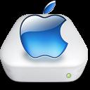 Drive Apple aqua