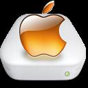 Drive Apple tangerine