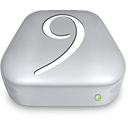 Drive OS 9 alternative metal