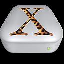 Drive OS X Jaguar metal
