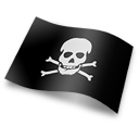Flag Skull And Crossbones