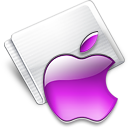 Folder Apple grape