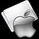 Folder Apple gray