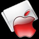 Folder Apple strawberry