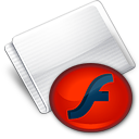 Folder Application Flash MX