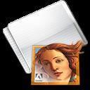 Folder Application Illustrator